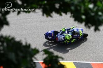 Jezdci Yamaha odstartují z 2. řady