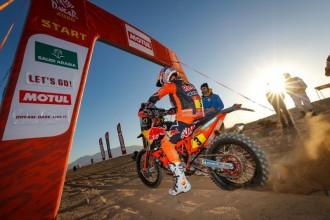 Rally Dakar 2020: 1. etapa