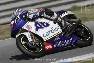 Exkluzivní FOTOGALERIE z testů v Jerezu