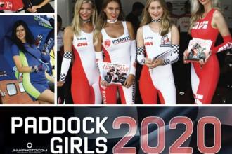 Kalendář Paddock Girls 2020