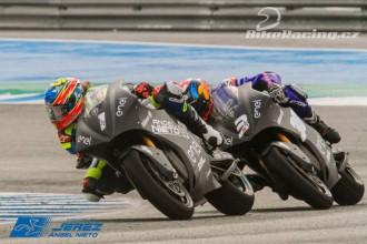 Test MotoE Jerez – neděle