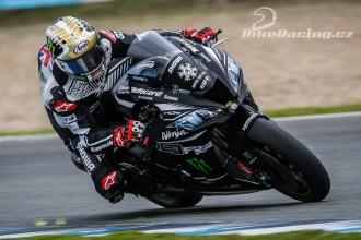 WSBK test Jerez – čtvrtek