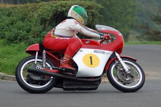Giacomo Agostini obdrží další celoživotní cenu
