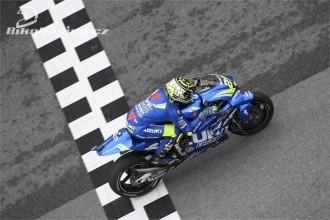 Suzuki před poslední GP sezony