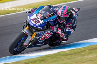 Yamahy před Magny Cours