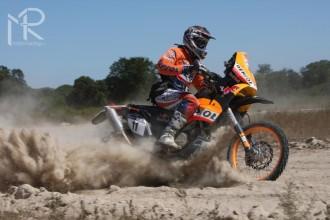 Dakar Series pokračoval v Portugalsku