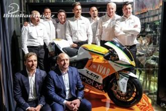 LCR Moto-E představil své barvy