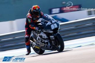 Test Moto2-Moto3 Jerez – pondělí