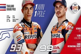 Získá Marquez v Thajsku letošní titul?