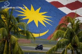 Rossi a Vinales po testu v Sepangu