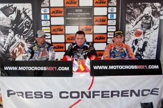 Grand Prix MX3 zahajovalo ve Španělsku