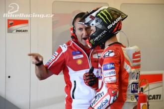 Márquez: Jorge nemohl závodit
