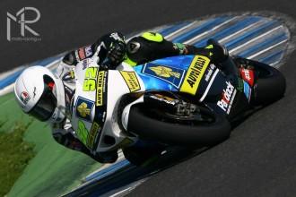 Pešek po testech v Jerezu