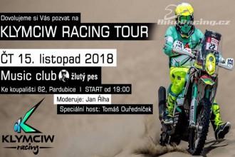 Pozvánka na Klymčiw Racing Tour 2018