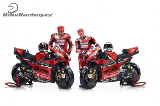 Představení Teamu Ducati