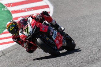 U Ducati po pátku spokojení