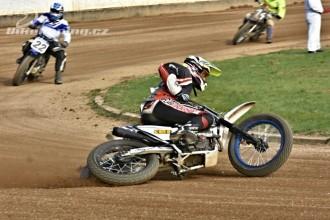 ELVS a MČR Flat-track – Pardubice