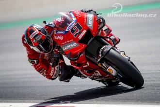 Jezdci Ducati si dávají vysoký cíl