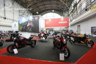 Již tento týden výstava Motocykl 2014