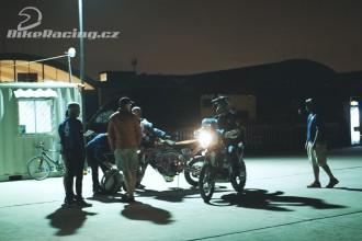 Klymčiw Racing těsně před startem Dakaru