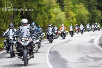 BMW Motorrad dny Česká republika 2018