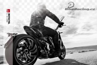 Dnes startuje výstava Motocykl 2016