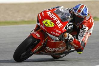 GP Španělska 250 ccm  2. kvalifikace