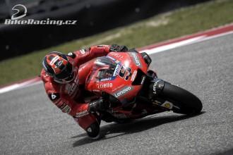 Komplikovaná kvalifikace pro Ducati