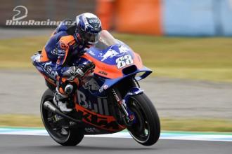Oliveira: Do 3 let pojede KTM o titul