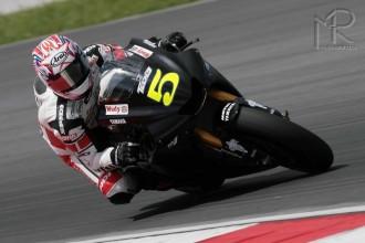 Skvělý Colin Edwards dnes druhý nejrychlejší