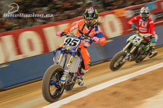 Superprestigio vyhrál JD Beach