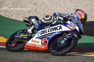 GP Aragonu 2018 – Moto3