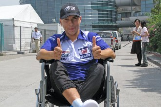 Jorge Lorenzo si potvrdil zranění
