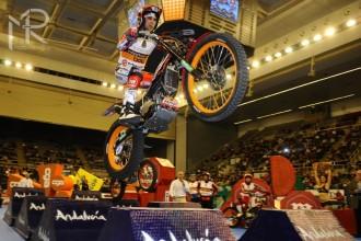 Toni Bou vyhrál Indoor v Milaně