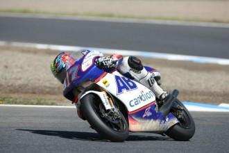 GP Itálie - volné tréninky, sobota