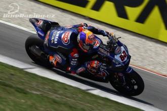 Van der Mark: Rád bych do MotoGP
