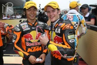 Čínské čtvrtlitrové double pro továrnu KTM