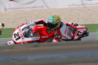 Ducati Xerox Team připraven na australskou akci