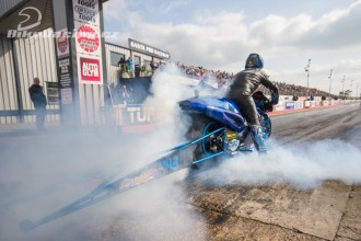 European Drag Racing – Santa Pod