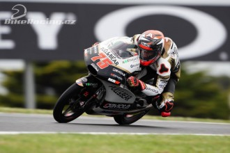 GP Austrálie 2018 – Moto3