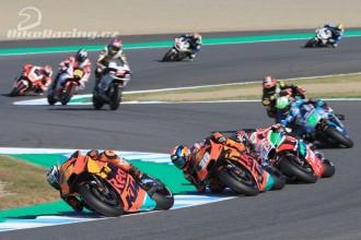 Obě KTM na bodech