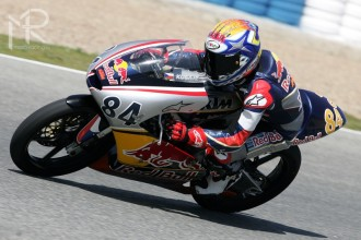 Red Bull MotoGP Rookies Cup  1. závod