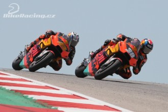 U KTM na bodech jen Espargaro