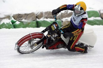 MS Ice Speedway  Assen (sobota)