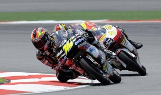 GP Valencie 125cc  1. kvalifikace