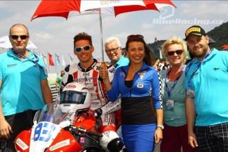 Michala Chalupu čeká životní závod