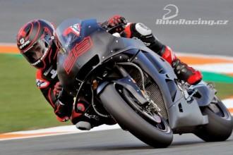 Staví Honda speciální motorku pro Lorenza?