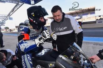 Tím Yamaha Maco Racing cestuje do Le Mans
