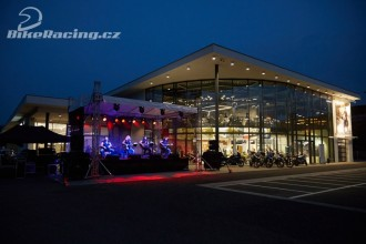 Nový showroomu BMW v Ostravě