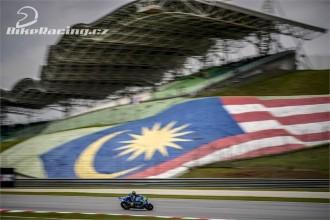 Pozitivní vstup do GP Malajsie pro Suzuki